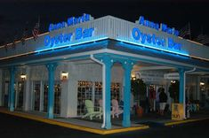 Anna Maria Oyster Bar, Bradenton FL...one of my favorite restaurants