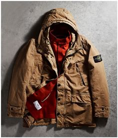 Love Stone Island. Feels like a versatile jacket that I could wear a ton during the winter.