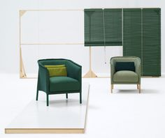 Talo armchair by Sebastian Herkner for SANCAL