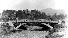 Image result for ANZAC Bridge Eketahuna
