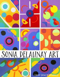 Sonia Delaunay along with her husband Robert Delaunay cofounded an ...
