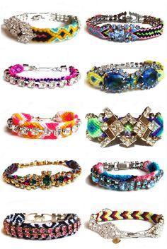 Friendship bracelets