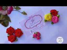 Aprenda a fazer flor de rococó - YouTube Ribbon Art, The Creator, Ribbons, Channel, Fabric Flowers Handmade, Crepe Paper Flowers, Grosgrain Ribbon, Coiffures, Home Craft Ideas