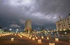 The Oklahoma City National Memorial is a memorial in the United States that honors the victims, survivors, rescuers, and all who were affected by the Oklahoma City bombing on April 19, 1995. The memorial is located in downtown Oklahoma City on the former site of the Alfred P. Murrah Federal Building, which was destroyed in the 1995 bombing.