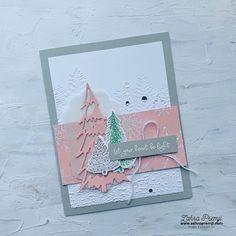 Christmas Card Sayings, Create Christmas Cards, Stampin Up Christmas, Christmas Minis, Xmas Cards, Holiday Cards, Whimsical Christmas, Handmade Christmas, Make Your Own Card