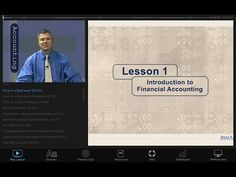 Free Online Accounting Lessons - Learn Accounting Free