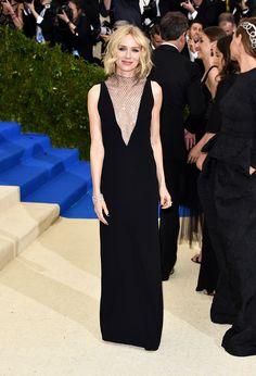 Naomi Watts In Stella McCartney at the Met Gala 2017