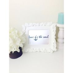 Wall Prints Wedding Decor Anchor For by JennandJulesDesigns
