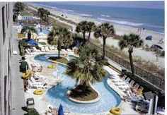Myrtle Beach, South Carolina. The Carolina Opry, Ripley's Aquarium, Soar and Explore Zipline and Ropes Course. There are a lot of things to do at this ocean view city.