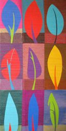 This is interesting - colors, shapes, etc. Very cool! quilts1