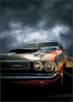 "The very popular Camrao A favorite for car collectors. The Muscle Car History Back in the and the American car manufacturers diversified their automobile lines with high performance vehicles which came to be known as ""Muscle Cars. Luxury Sports Cars, Dodge Challenger, Muscle Cars Vintage, Vintage Cars, Retro Vintage, Auto Retro, Sweet Cars, American Muscle Cars, Amazing Cars"