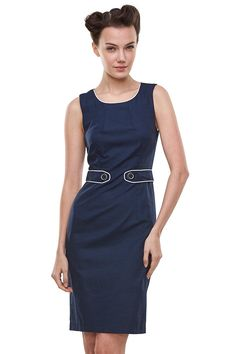Glostory Women's Classic Slim Fit Bodycon Sleeveless Midi Dress 1243 -- Quickly view this special  product, click the image : Plus size dresses