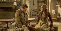Il Segreto: Il Segreto: Paquito rifiuta Mariana per proteggerl...