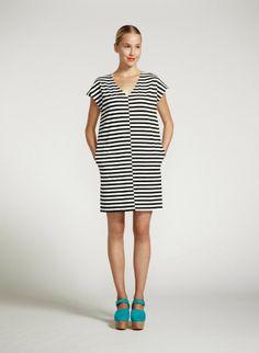 Marimekko stripes on my blog LÖYTÖ today