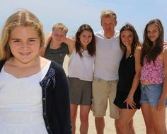 Chef Gordon Ramsey, Gordon Ramsay, Matilda Ramsay, The Ramseys, Junk Drawer, Chefs, Beckham, Couple Photos, Celebrities