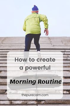 What you do in the mornings can have a great impact on the rest of your day. In this article, I highlight the importance of having a morning routine and how you can also create a powerful morning routine to go out there and achieve your dreams. Mindfulness Exercises, Mindfulness Activities, Improve Mental Health, Good Mental Health, Workout Routines, Workouts, Mental Health Organizations, Anxiety Coping Skills, Wellness Activities