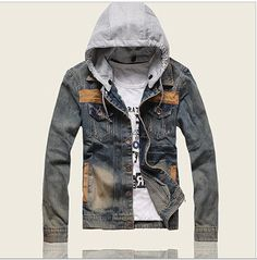 Find More Down & Parkas Information about Men jeans denim jacket coat duck down overcoats military jackets for men's tad polo jaqueta outwear hoodies denim jeans man,High Quality Down & Parkas from Lily's love store on Aliexpress.com
