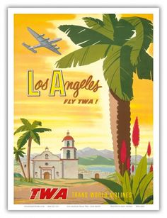 Los Angeles Trans World Airlines