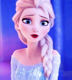 elsa is so beautiful #Frozen #Disney #Elsa