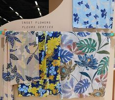 Premiere Vision 2019 S/S Fabric Selection 2016 Fashion Trends, Fashion Forecasting, Media Design, Colorful Fashion, Color Trends, Pattern Design, Print Patterns, Exotic, Boards