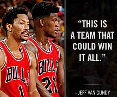 Jeff Van Gundy sees lots of potential with this Bulls squad. 12/9/2015