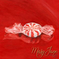 'Candy' a Colored Pencil Drawing by MaryJane Sky of www.maryjanefineart.com