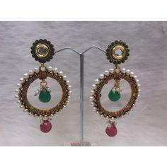 Ear Ring - Online Shopping for Earrings by Saachi