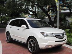eBay: 2007 Acura MDX 4WD 4dr Tech Pkg Gorgeous Aspen White 2007 Acura MDX Luxury AWD SUV Tech Package No Irma Damage #carparts #carrepair