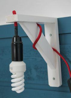 lampe de chevet simple et stylé Instructions de montage...