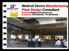 #Medical #Device Manufacturing Plant #Design #Consultant: *Operon Strategist is a consulting company for Medical Device Industry, #Primary #Packing #Material #Manufacturing #Industry & pharmaceutical industry.(Medical device consultant, primary packing material consultant, pharmaceutical consultant). *We help manufacturers of these industries to #Design #Layout as per all international & national guidelines to make your #Manufacturing #Unit compliant with all regulatory requirements…