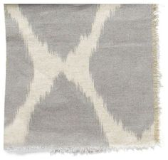 contemporary fabric by West Elm