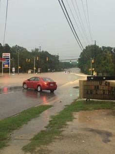 Monticello Road by I-20.