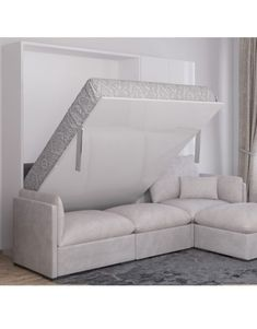 """Visit our internet site for even more relevant information on """"murphy bed ideas ikea guest rooms"""". It is a superb area to learn more. Expand Furniture, Sofa Furniture, Ikea Sofa Bed, Furniture Ideas, Furniture Design, Murphy-bett Ikea, Modern Murphy Beds, Modern Beds, Modern Contemporary"""
