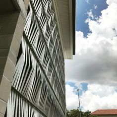 Bulimba SS GLA BLOCK AND LIBRARY ( C Block) #biscoewilsonarchitects Screens