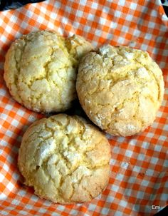 【Fleur de sel 塩の華】 ふわふわ軽やかなレモンクッキー