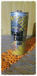 Feyaria´s schwarz bunte Welt: mad bat - be awake