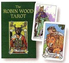 Robin Wood deck