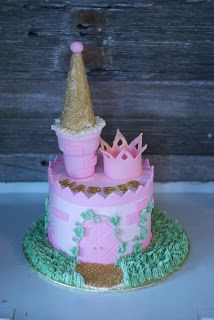 Country Cupboard Cakes: Castle Cake