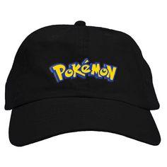 Pokemon Dad Hat – Fresh Elites