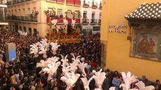 Roma Sevillana. Señor de la Sentencia. Hermandad de la Macarena. Semana Santa Sevilla