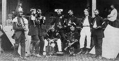 Cuirassiers Metz 1870. This Day in History: Jul 19, 1870: Franco-Prussian War: France declares war on Prussia.