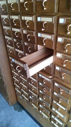Best Looking Dewey Decimal System Ever! | Library card, Catalog ...