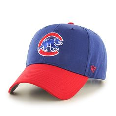 a1ffe9970d7bc Chicago Cubs Basic 2-Tone Kids Hat by  47