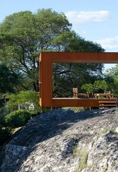 Fasano – the Budding Brazilian empire to watch Architecture Details, Landscape Architecture, Interior Architecture, Interior And Exterior, Amazing Architecture, Outdoor Rooms, Outdoor Living, Bauhaus, Porches