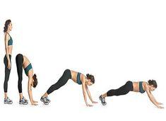6 упражнений, которые сожгут жир на животе быстрее, чем что угодно еще! Beauty Hacks, Health Fitness, Yoga, Running, Decor, Medicine, Racing, Decoration, Beauty Tricks