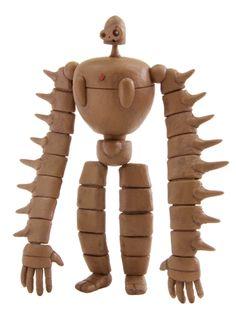 Scale model kit of the Laputa robot #rapyuta #wishlist