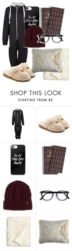 """""""Lazy Ways"""" by fangirlsfandom ❤ liked on Polyvore featuring Boohoo, UGG, Dr. Martens, Nordstrom and Pier 1 Imports"""