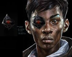 Billie Eye Artifact from Dishonored: Death of the Outsider