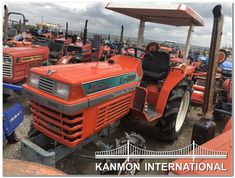 KUBOTA L1 225DT 4WD Kubota, Tractors, Monster Trucks, Japanese, Japanese Language