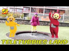 Playing in Teletubbies land with kids in outdoor play land for children Tom and Jerry in MavoTV - YouTube   #fun   #joy   #babies   #moms  #happy #cute  #love   #playing  #play #outdoor #entertainment #toy #family #water